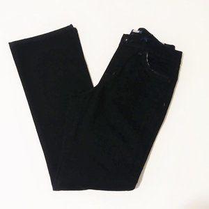 Bandolinoblu Elly Black Denim Jeans NWT Size 8